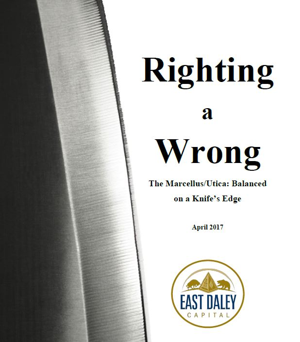 righting a wrong